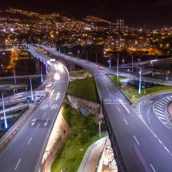 Puente Madre Laura   Medellín