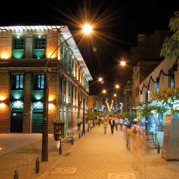 Paseo Carabobo   Medellín
