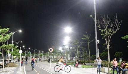 Los súper poderosos del alumbrado público de Barranquilla
