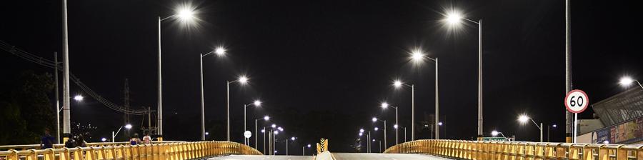 Iluminación Pública LED